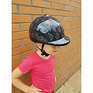 Hkm Little Sister Riding Helmet Champ