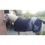 Harrys Horse Hippique Zweetdeken Navy 195cm