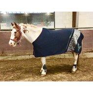 Harrys Horse Hippique Zweetdeken Navy 165cm