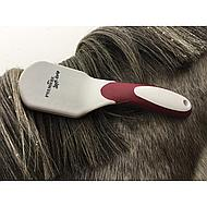 Premiere Tail Brush Soft Grip Cobalt Blue
