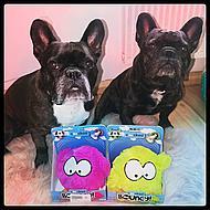 Coockoo Bouncy Jumping Ball Soundchip Incl. Roze 28x19cm