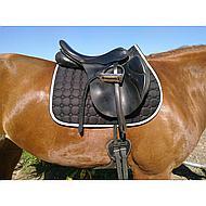 Imperial Riding Zadeldekje Essential Veelzijdig Black Pony