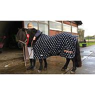 Harrys Horse Fleecedeken STOUT! Hazel 95cm