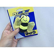 Catnip Crinkles Bee