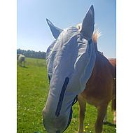 Bucas Buzz-Off Full Face Fly Mask Blue 155/XL