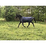Harrys Horse Deken Thor 100g Black Iris 95/145