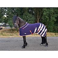 Harrys Horse Deken Friesian Jersey Fleece Friesian 215cm