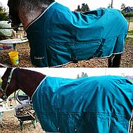 Tempest by Shires Outdoor 50 Sea Green/White 165/213