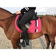 Harrys Horse Zadeldekje Chic II Fuchsia Full VZ