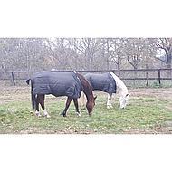 Harrys Horse Staldeken Highliner 200g Melange Grey 165/215