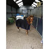Harrys Horse Fleecedeken STOUT! Black 65/95