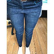 Hoefwijzer Reithose S/S '19 Jeansblau 42