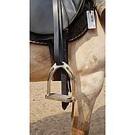 Harrys Horse Beugels Aluminium Zwart