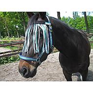 Imperial Riding Vliegenfrontriem Nylon Klittenband Jade Pony