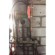 Kerbl Frostschutz-Heizleitung mit Thermostat 49m