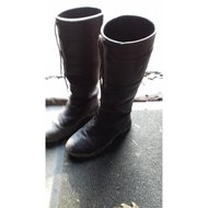 HKM Fashion Boots Belmond Dark Brown 43