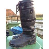 HKM Fashion Boots Belmond Dark Brown 43