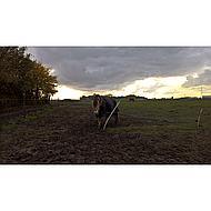 Bucas Smartex Rain Black 170/218
