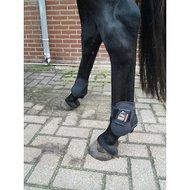Pfiff Fetlock Boots Pattern Black Full