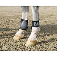 Pfiff Hard Shell Fetlock Boots Grey Full