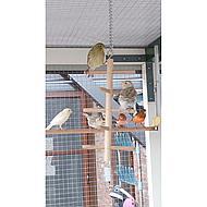 Kerbl Klimframe voor Vogels 25cm Ø 13mm