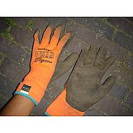 Keron PowerGrab Thermo Strickhs. m. Acrylfutter Orange 9