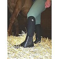 Pfiff Checked Riding Socks Black 40-42