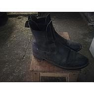 Pfiff Jodhpur Boots Black 44