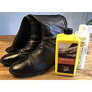 Bense & Eicke Leather Oil Black 500ml