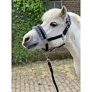 Harrys Horse Leadrope Soft Standard Olive green/navy