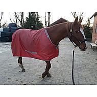 Harrys Horse Corde pour Licol Crochet Panique Blanc