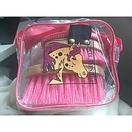 Harrys Horse Mini Kit de Toilettage Orange