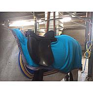 BR Nierdeken Event Fleece 380gr 1-zijdig Blauw 135cm