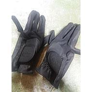 Covalliero Zomer Tech-Handschoenen, Zwart maat S