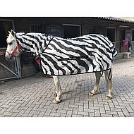 Bucas Buzz-Off Full Neck Zebra 155/206