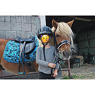 Kerbl Stijgbeugelriem Kinderen Zwart 130cm