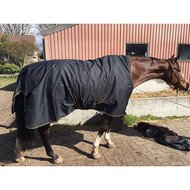 Bucas Irish Turnout Light H/N Black-Gold 165