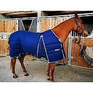Rambo by Horseware Optimo Stable Rug 400g Navy Beige 115/165