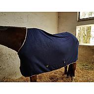 Amigo by Horseware Mio Fleece Rug Rem XSur Navy/tan 115/165