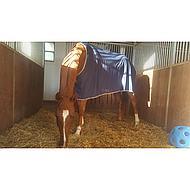 Amigo by Horseware Mio Skrim Cooler Navy/tan 115/165