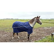Amigo Pony Lite Hero 6 Turnout Lite 0g Athlantic Blue 75/115