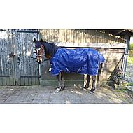 Amigo Pony Lite Hero 6 Turnout Lite 0g Atlantic Blue 75/115