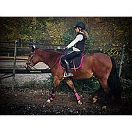 Rambo by Horseware Micklem Original Competition Black Full