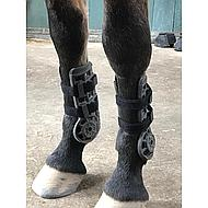 Harrys Horse Peesbeschermers Protech Zwart Full