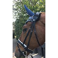 Harrys Horse Bridle Chique Brown Full