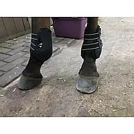 Harrys Horse Fetlock Boots Elite-r Black Full