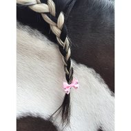 Harrys Horse Show Bows Roze Crystal