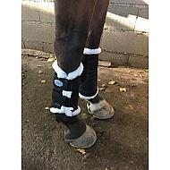 Harrys Horse Protection Boots Flextrainer Black XL