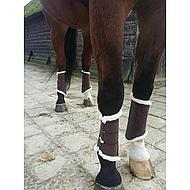 Harrys Horse Guêtres Flextrainer Marron L