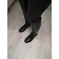 Horka Long Boot Competition Anna Black 39xw